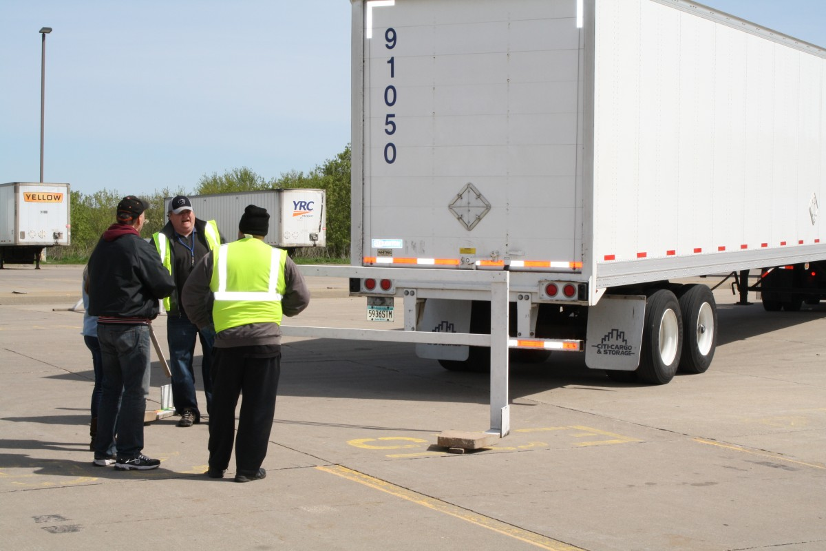 Teamsters Local 120 YRC In House Truck Rodeo - Teamsters